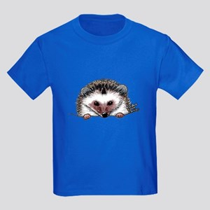 Pocket Hedgehog Kids Dark T-Shirt